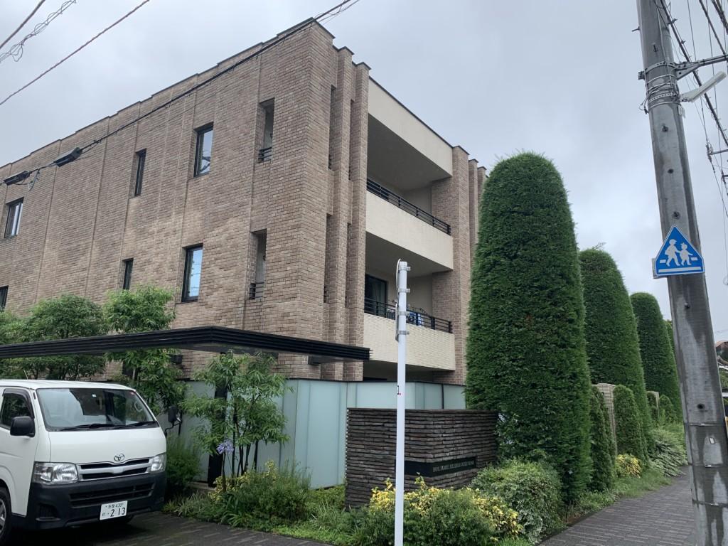 床タイル工事|東京都武蔵野市|マンション