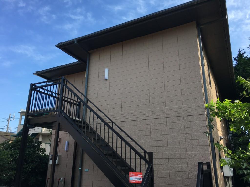 外壁・屋根塗装・シーリング|東京都小平市|アパート