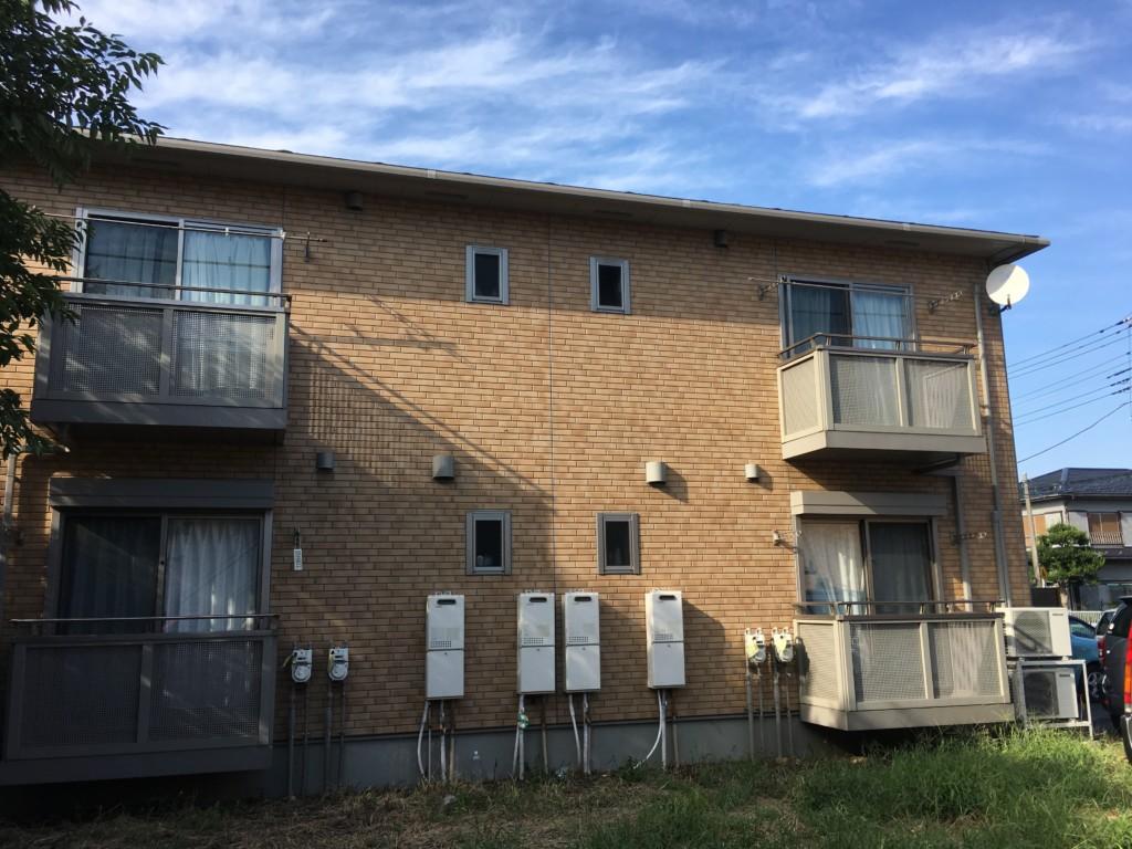 外壁・屋根塗装・シーリング|東京都立川市|アパート