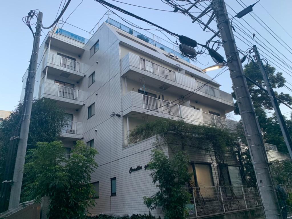 外壁工事|東京都調布市|マンション
