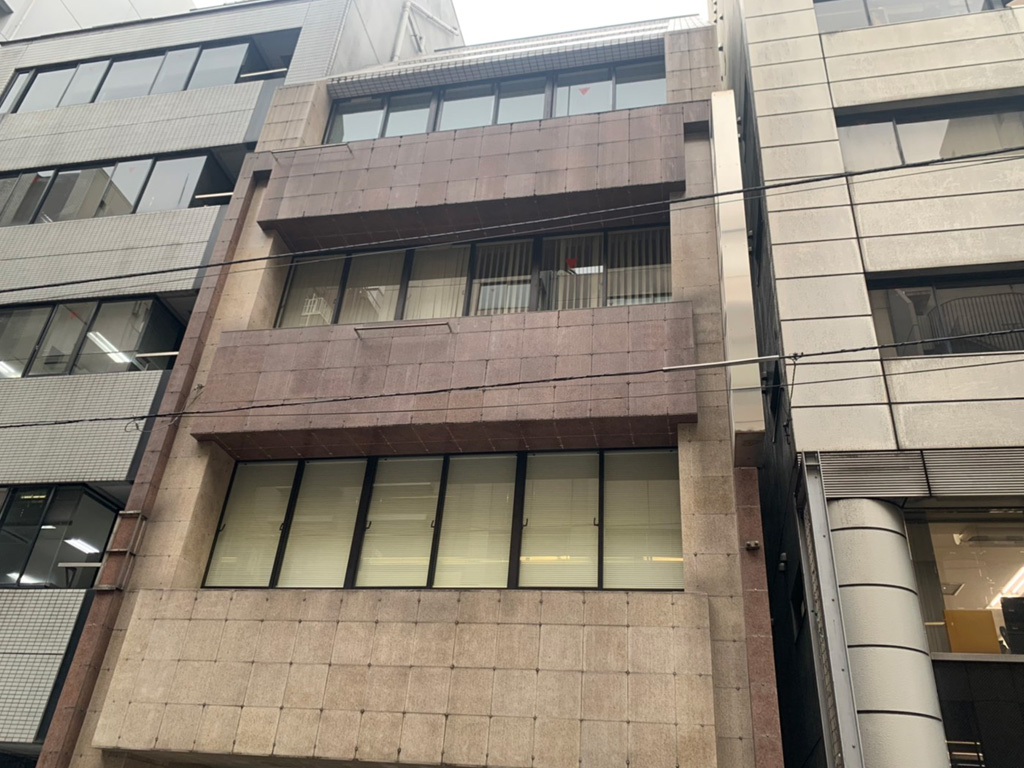 防水、鉄部塗装工事|千代田区内神田|Oビル