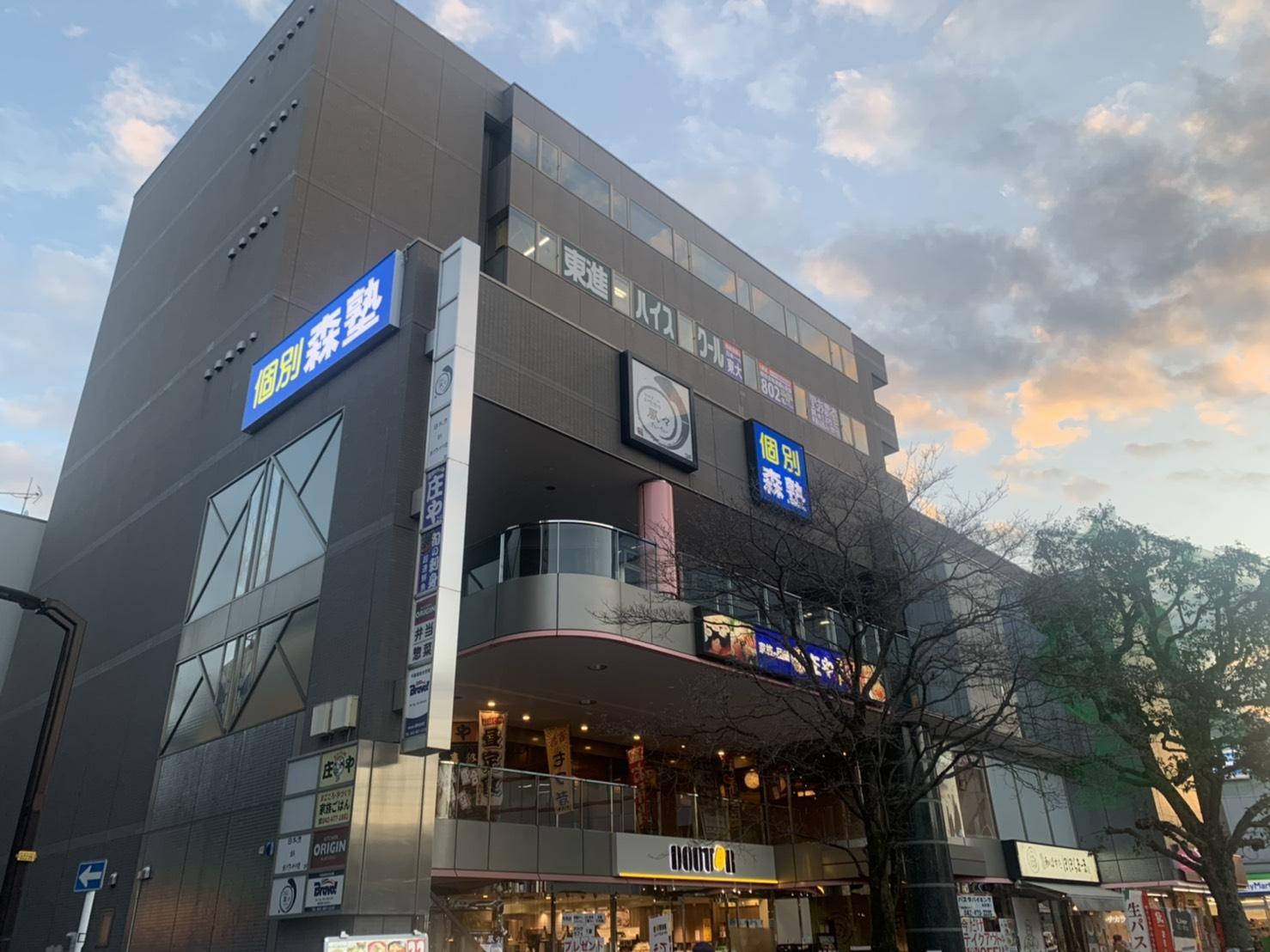 サッシ工事|東京都東久留米市|Wビル