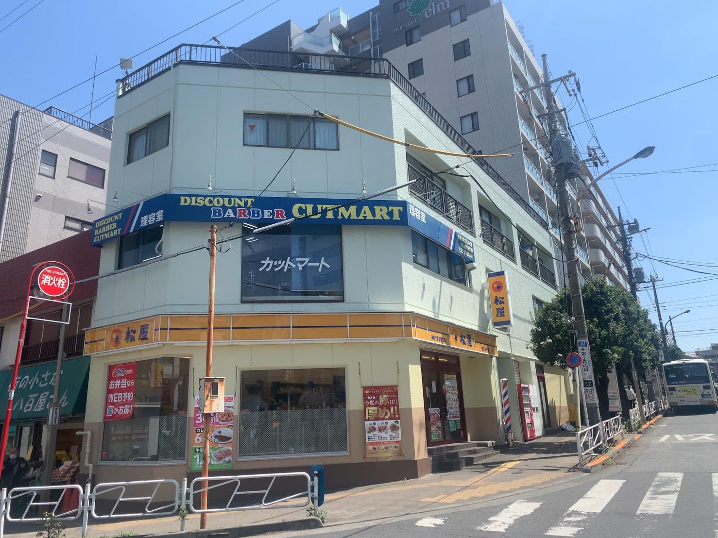 足場仮設・外壁塗装・防水一式|東京都八王子市|Iビル